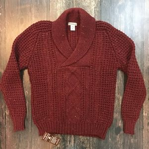 VTG ALAN MICHAELS Irish Wool Sweater